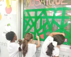 Mosaic Art Activity